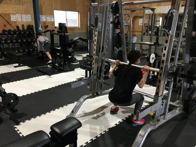 トレーニングスタジオCORE